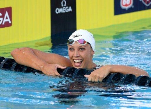 Weltrekord durch Kathleen Baker
