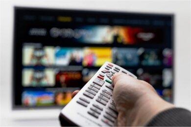 Kabelfernsehen bietet eine große Sendervielfalt.