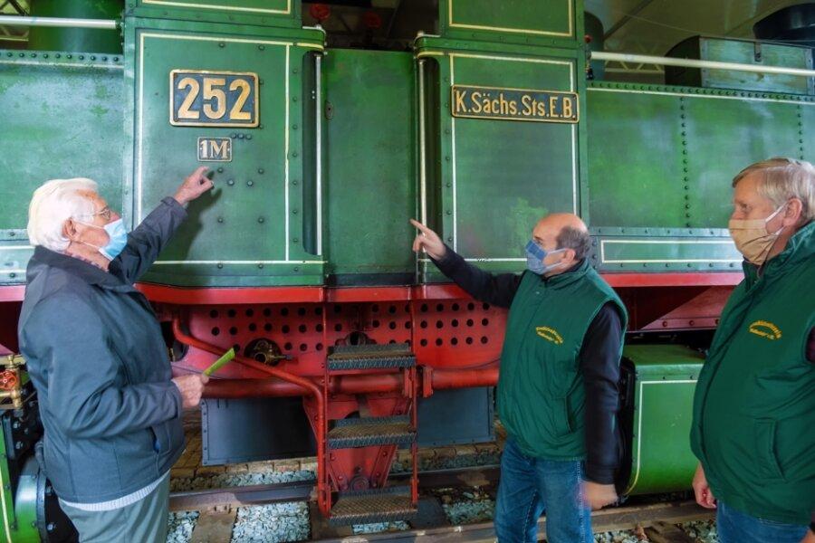 Rollbockbahn geht in die Winterpause