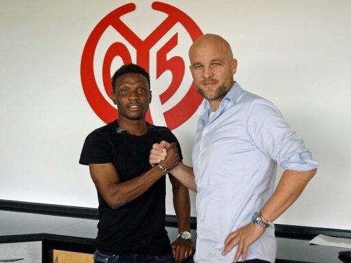 Mainz nimmt Offensivspieler Issah Abass unter Vertrag