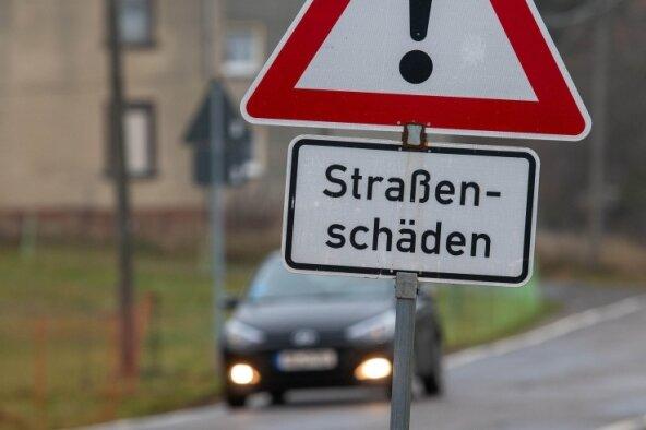 Ein weiteres Teilstück der Ortsdurchfahrt von Langenleuba-Oberhain soll saniert werden.