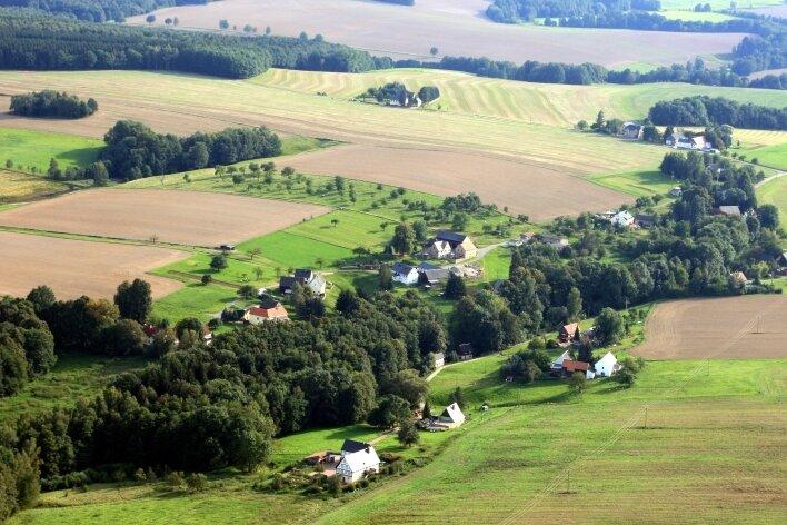Im Burgstädter Ortsteil Helsdorf gibt es 29 Grundstücke, die Wasser aus Brunnen erhalten.