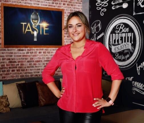 """Die Hobbyköchin Madeline aus Penig wird am kommenden Mittwoch in der Fernsehsendung """"The Taste"""" zeigen, ob sie mit ihrer Kreation den Geschmack der Spitzenköche trifft."""