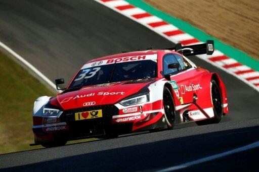 Rene Rast hatte ein perfektes Wochenende am Nürburgring