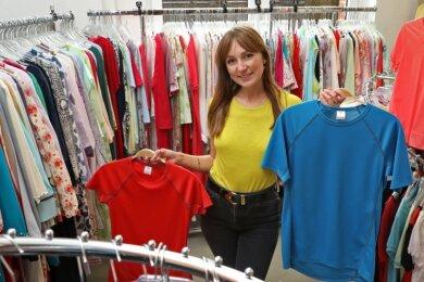 Sara Linke will die Traditionsmarken modernisieren. Die ersten Stücke der neuen Funktionskleidung für Damen sind bereits im Handel.
