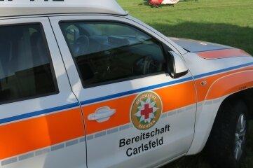 Einen Rettungseinsatz gab es wegen eines abgestürzten Kletterers in Eibenstock.