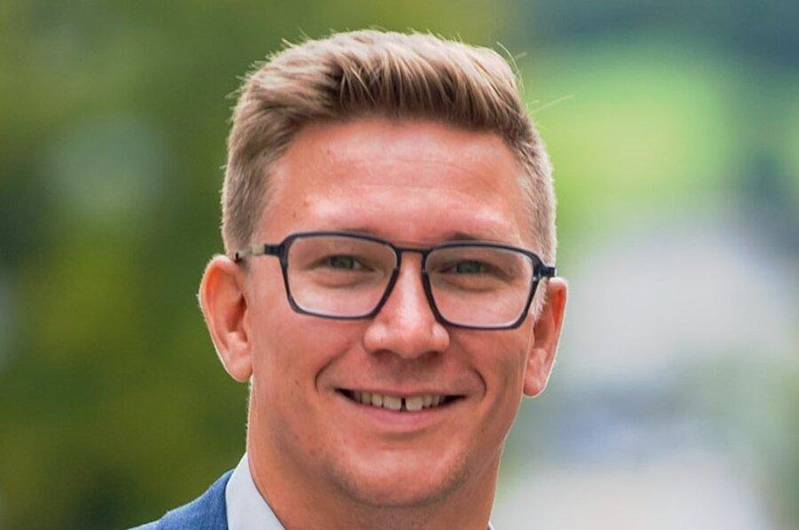SPD-Bundestagskandidat Silvio Heider.