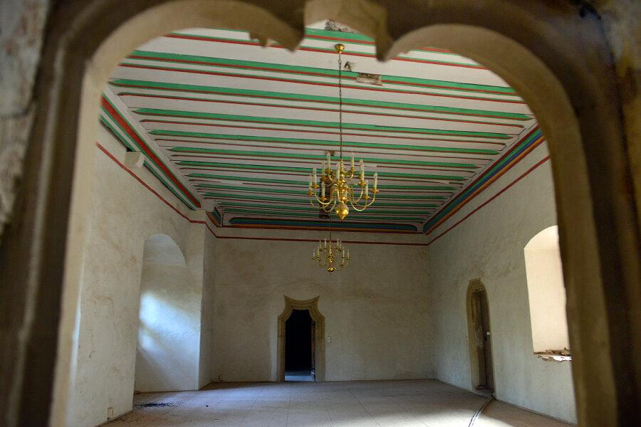 Ein Einblick in das erste Obergeschoss.