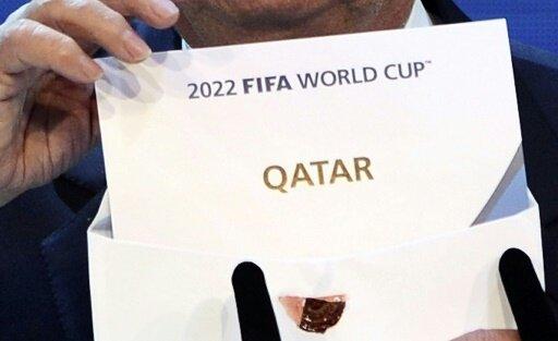 Neue Beschuldigungen gegen Katar