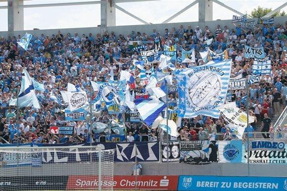 Chemnitz nach 2:0 gegen Osnabrück weiter an der Spitze