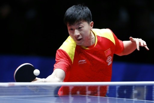 Long Ma ist der prominenteste Sportler im Schaukampf