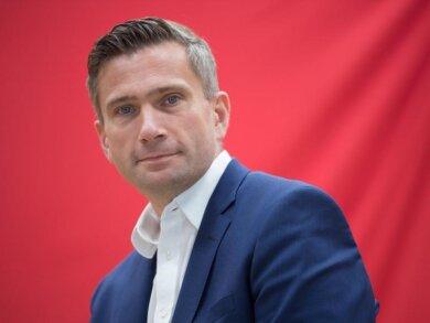 Der SPD-Ostbeauftragte Martin Dulig.