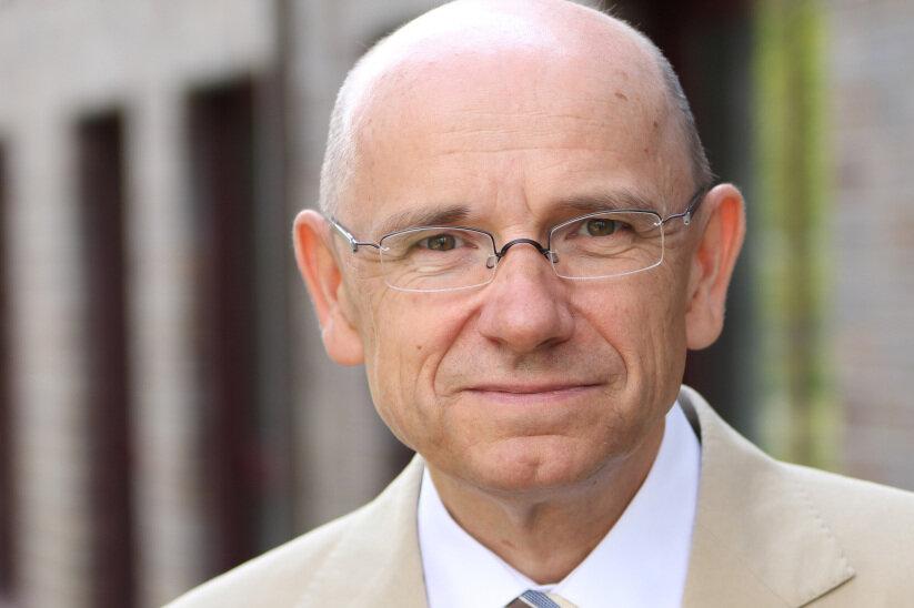 Eugen Brysch, Vorsitzender der Deutschen Stiftung Patientenschutz.