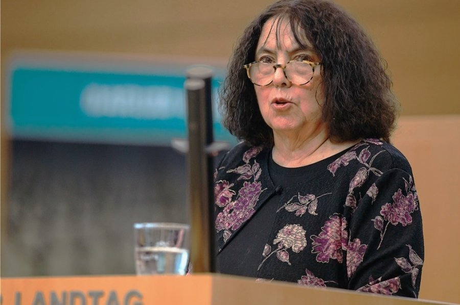 Freya Klier - Bürgerrechtlerin
