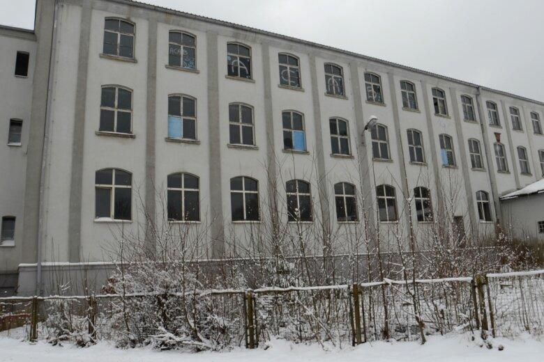 Der Industriekomplex an der Hammerbrücker Straße wurde 1972 errichtet und steht seit inzwischen 25 Jahren leer. Falls die Stadt ihn tatsächlich erwirbt, würde er abgerissen.