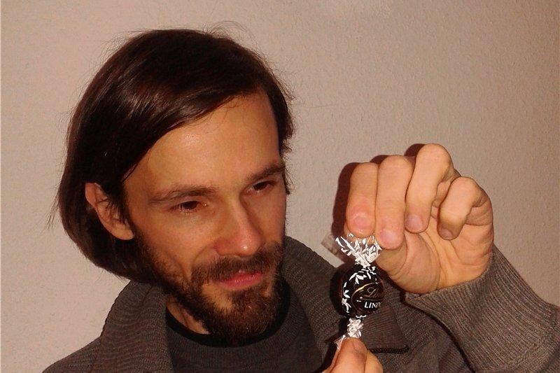 Sven Wagner ist im Zucker-Traumland.