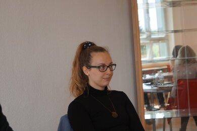 Lisa Meyer hat sich von ihrer Aufgabe als Managerin für den künftigen Geopark Sagenhaftes Vogtland wieder zurückgezogen.