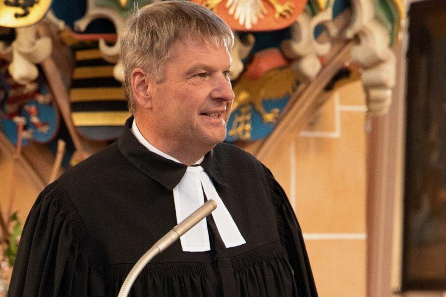 Pfarrer Karsten Loderstädt verlässt im Frühjahr Sankt Annen und das Erzgebirge.