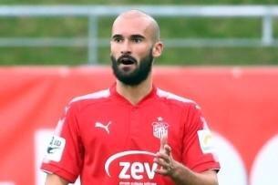 Nico Antonitsch verlängert beim FSV Zwickau