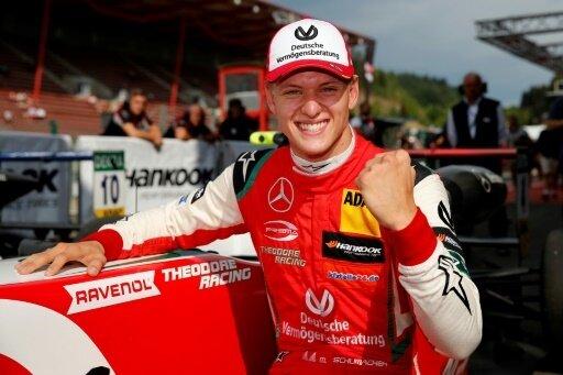 Mick Schumacher holt ersten Doppelsieg