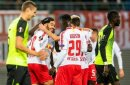 Leipzig will in der Europa League überwintern