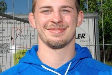 Roman Walter kam 2014 vom ASV Hof nach Markneukirchen. Er ringt im Freistil in der 61-Kilogramm-Klasse.