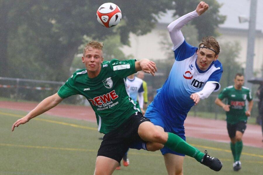 Der VfB Annaberg hofft auf den zweiten Streich