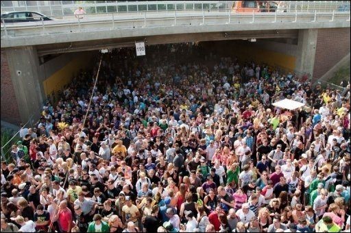 Bei einer Massenpanik während der Loveparade in Duisburg sind 21 Menschen ums Leben gekommen. Ähnliche Tragödien spielten sich in den vergangenen 25 Jahren bei mehreren Großveranstaltungen in Europa ab.