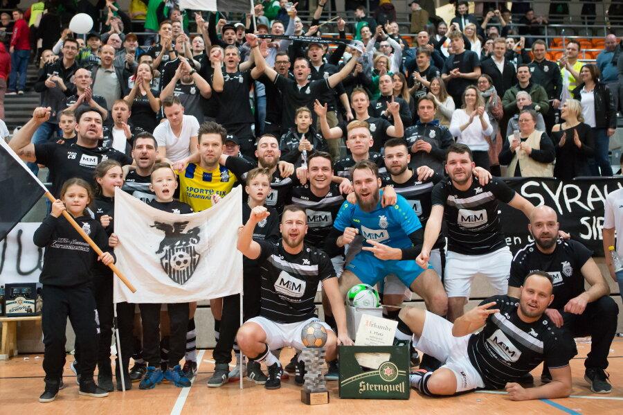 SC Syrau schreibt Pokalgeschichte