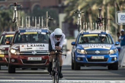 Lennard Kämna erreichte nur den 14. Platz in Innsbruck