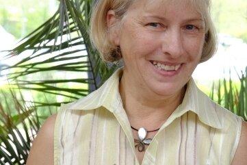 Doris Wildgrube, Vorsitzende des Mundartkreises.
