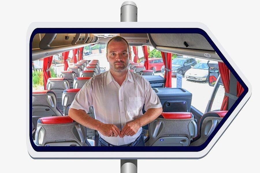 Reiseunternehmer René Lang nimmt nur Geimpfte und Genesene mit ins Ausland.