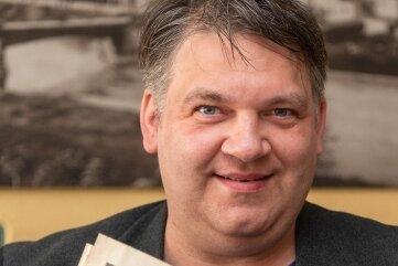 Sven Krause, FDP-Stadtrat und Bäckermeister.