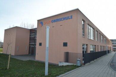 Aufgetreten ist der Fall an der Sportoberschule Chemnitz.