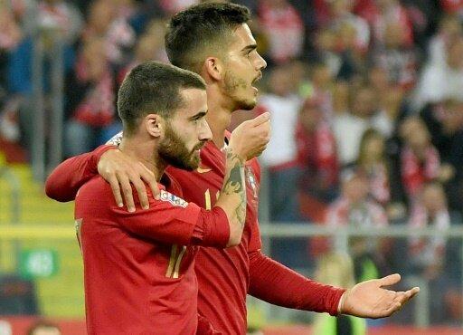 Portugal gewinnt in Polen