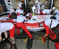 Das Team von Toyota steigt aus der Formel 1 aus