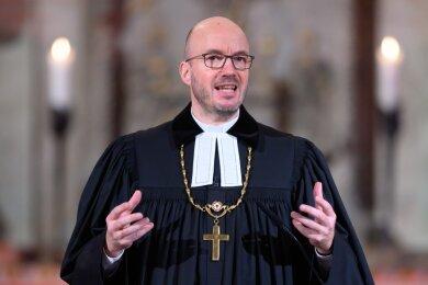 Landesbischof Tobias Bilz