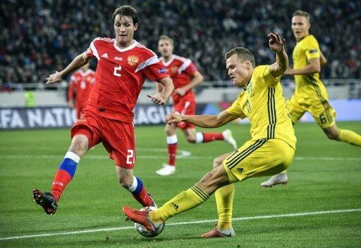 Russland und Schweden trennen sich torlos in Kaliningrad