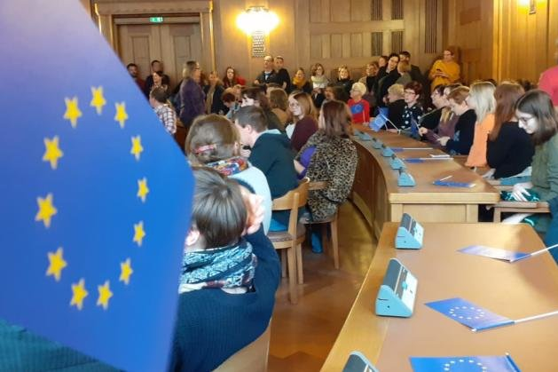 Chemnitz wahrt Chance auf Titel Kulturhauptstadt Europa 2025