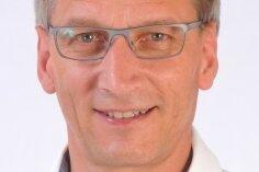 Volker Holuscha, 56 Jahre, Oberbürgermeister von Flöha seit 2015, Partei: Die Linke, erlernter Beruf: Bäcker