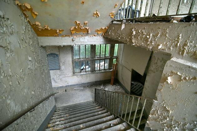Lost-Places-Projekt GHG-Gelände am Dreiwerdener Weg in Mittweida