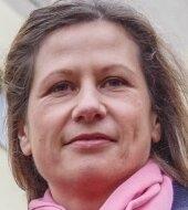 Ulla Stecher - Geschäftsführerin der Wohnungsbaugenossenschaft Zwönitztal