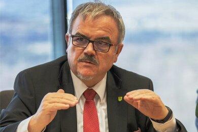 Frank Vogel - Landkreistagspräsident