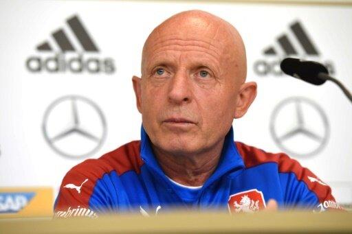 Karel Jarolim fordert Mut von seiner Mannschaft