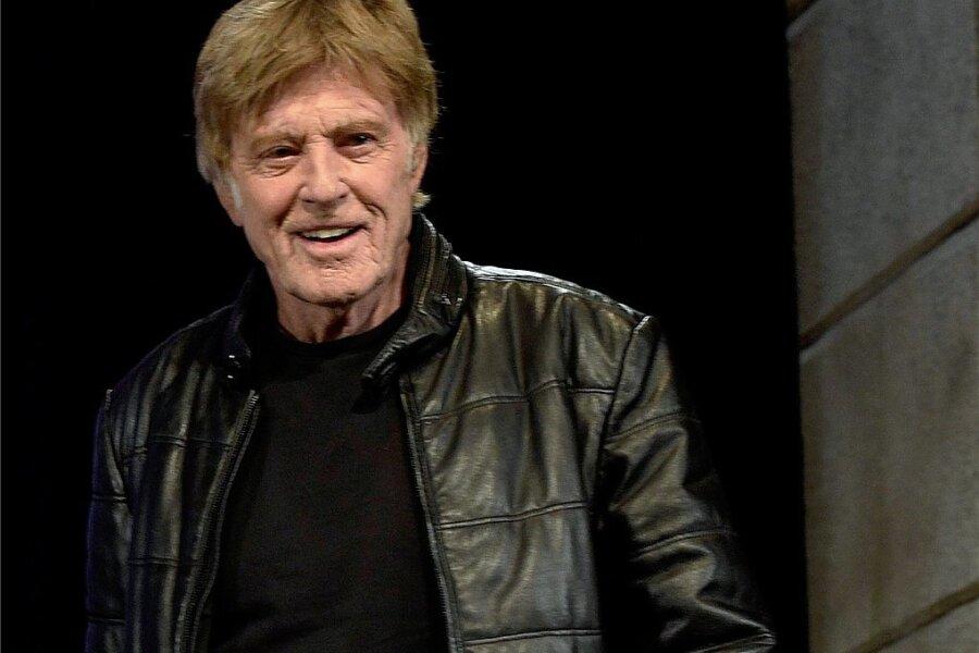 Hollywood-Star Robert Redford stand seit 1960 vor der Kamera und zählte besonders in den 70er-Jahren zu den populärsten Mimen des US-Kinos.