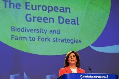 Stella Kyriakides - EU-Gesundheitskommissarin