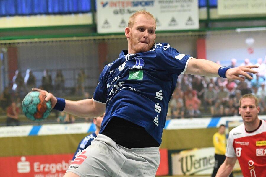 Bengt Bornhorn ist zum Spieler des Tages beim EHV Aue gewählt worden.