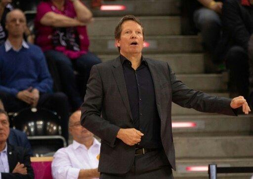Trainer und Sportdirektor Frank Menz verlässt die Löwen