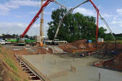 Nicht alle Baustellen werden rechtzeitig fertig.