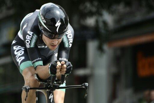 Buchmann liegt im Gesamtklassement auf Platz drei
